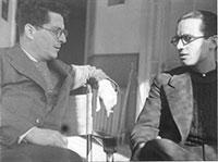 Andreu Nin y Wilebaldo Solano