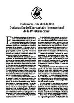 PDF de la declaración